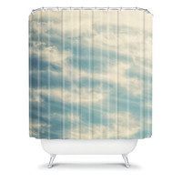 DENY Designs Home Accessories | Shannon Clark Peaceful Skies Shower Curtain