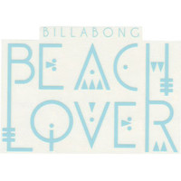 BILLABONG The Wave It Is Sticker