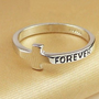 Cross Forever Ring from MostImpact