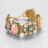Erickson Beamon - Modern Moghul Bracelet