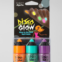 Disco Glow Nail Set- Assorted One