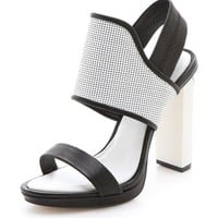BCBGMAXAZRIA Jovian High Heel Sandals | SHOPBOP