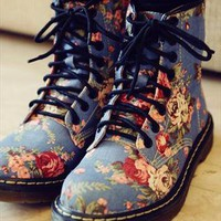 Lace up boots from summerbaby