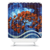 DENY Designs Home Accessories | Madart Inc. Serendiptious Shower Curtain