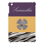 Fashionable Personalized Monogram. Your Text /Name iPad Mini Covers from Zazzle