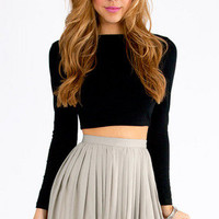 Chilton Pleated Skirt $28