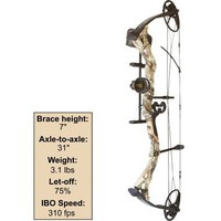 Cabela's: Diamond Archery Infinite Edge Bow Package — Mossy Oak® Break-Up Inifnity®