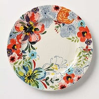 Anthropologie - Sissinghurst Castle Dinner Plate