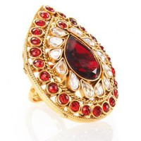 Pushpa Ring - INDIAN BAZAAR Pushpa Ring
