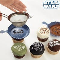 Star Wars Cupcake Stencils