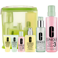 Sephora: Clinique : Great Skin Home & Away Set : skin-care-sets-travel-value