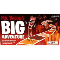 Amazon.com: Mr. Bacon?s Big Adventure Board Game: Toys & Games