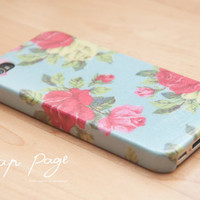 Apple iphone case for iphone iphone 5 iphone 4 iphone 4s iPhone 3Gs : Roses