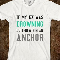 Ex Drowning - ALLStopsLeadHere! - Skreened T-shirts, Organic Shirts, Hoodies, Kids Tees, Baby One-Pieces and Tote Bags