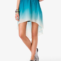 Ombr High-Low Skirt | FOREVER 21 - 2020859928