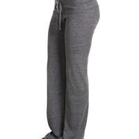 Alternative Apparel Eco-Heather Long Pant Eco True Burgundy - Zappos.com Free Shipping BOTH Ways