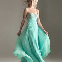 Formal Dresses 2013  — Empire Sweetheart Floor-length Chiffon Best-Selling Evening Dress at Msdressy.com