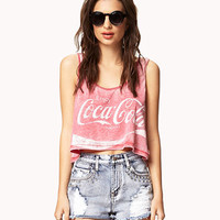 Burnout Coca-Cola Tank