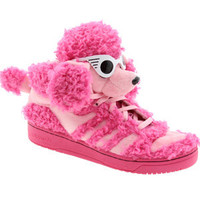Adidas ObyO JS Poodle - Jeremy Scott (bloom / diva / bloom) Shoes Q23499 | PickYourShoes.com