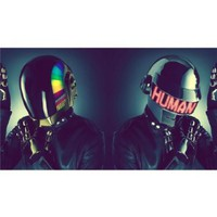 Daft Punk 25x14 Music Star ArtPrint Poster 031C