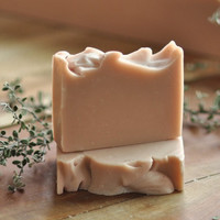 Ylang Ylang soap  with Rosemary and Clary by lingerbathandbody