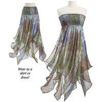 Gossamer Wings Dress                               - New Age, Spiritual Gifts, Yoga, Wicca, Gothic, Reiki, Celtic, Crystal, Tarot at Pyramid Collection