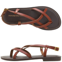 Womens - Montego Bay Club - Women's Nelly Strappy Sandal - Payless Shoes