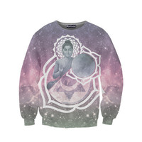 Galaxy Meditation Sweatshirt