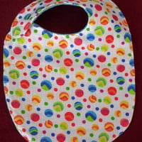 Babybibs Bibs for baby/toddlers Fleece by UniquesewingBoutique