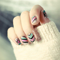 Artsy Nails