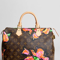 Rue La La - Louis Vuitton Limited Edition Stephen Sprouse Roses Speedy 30