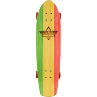 Dusters Flashback Rasta 31 Complete Cruiser Board