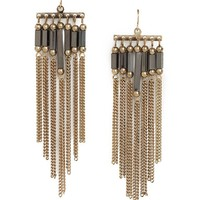 Fringed Hema Bar Cascade - All Jewelry