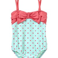 Gap | Dot bow one-piece