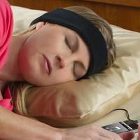 The Sleep Assisting Music Headband - Hammacher Schlemmer