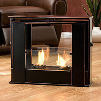Portable Indoor/Outdoor Gel Fuel Fireplace | Living Room Furniture| Furniture | World Market