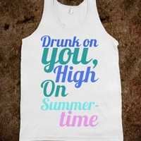 Drunk on you - The Spot - Skreened T-shirts, Organic Shirts, Hoodies, Kids Tees, Baby One-Pieces and Tote Bags