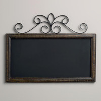 Chalkboard Wall Plaque | World Market