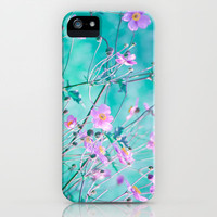 Tenderness iPhone Case by  VIAINA