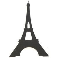 Eiffel Tower Die Cuts - Pack of 3 - Paris Scrapbook Pages