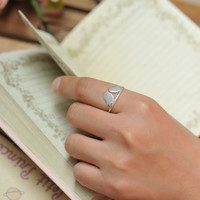 Love bird ring best giftmothers day giftsfor mom by fantasticgift