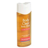 Neutrogena Body Clear Body Wash for Clean, Clear Skin, 8.5 Ounce:Amazon:Beauty