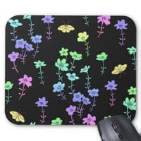 Flowers #6 - Mousepad at Zazzle.ca