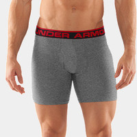 Men's The Original 6 Boxerjock Boxer Briefs | 1230364 | Under Armour US