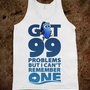 99 Problems but I Can't Remember One - See You At The Movies - Skreened T-shirts, Organic Shirts, Hoodies, Kids Tees, Baby One-Pieces and Tote Bags