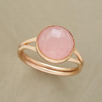 FILLED WITH PROMISE RING