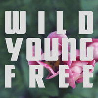 Wild Young Free Art Print by Leah Flores Designs