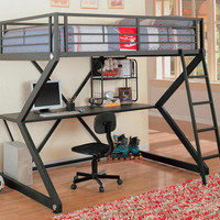 Astro Full Size Loft Bed