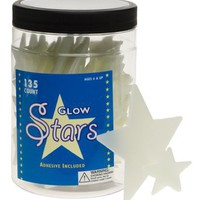 Jar Of Glow-In-The-Dark Stars