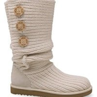 Amazon.com: UGG Women&#x27;s Classic Cardy Boots: Shoes